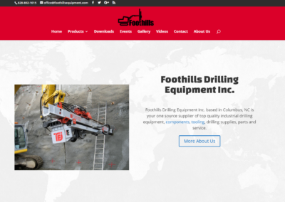 foothills-drilling