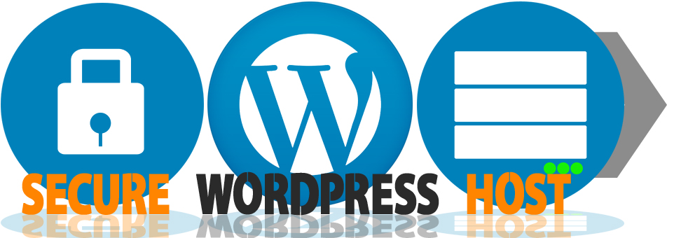 Secure WordPress Host Logo