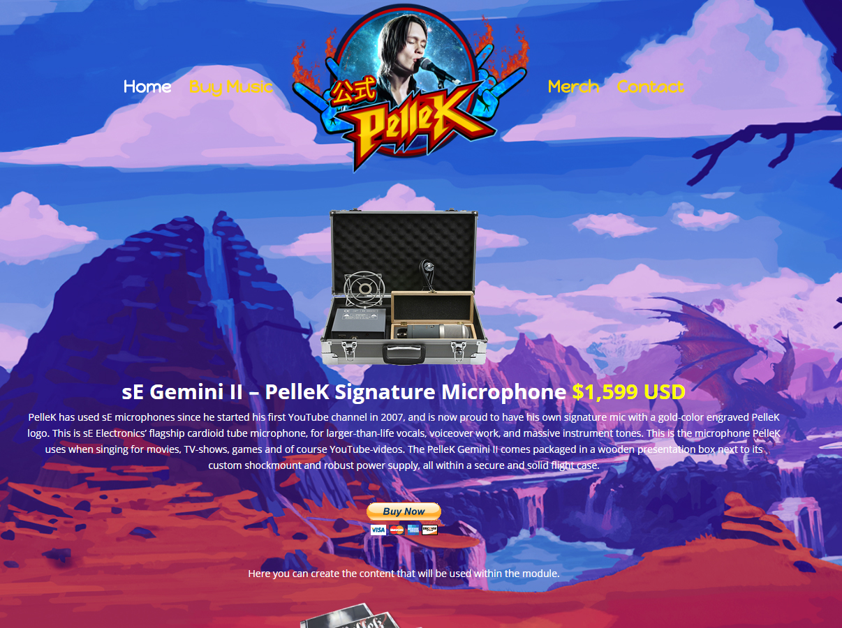 PelleK Web Design