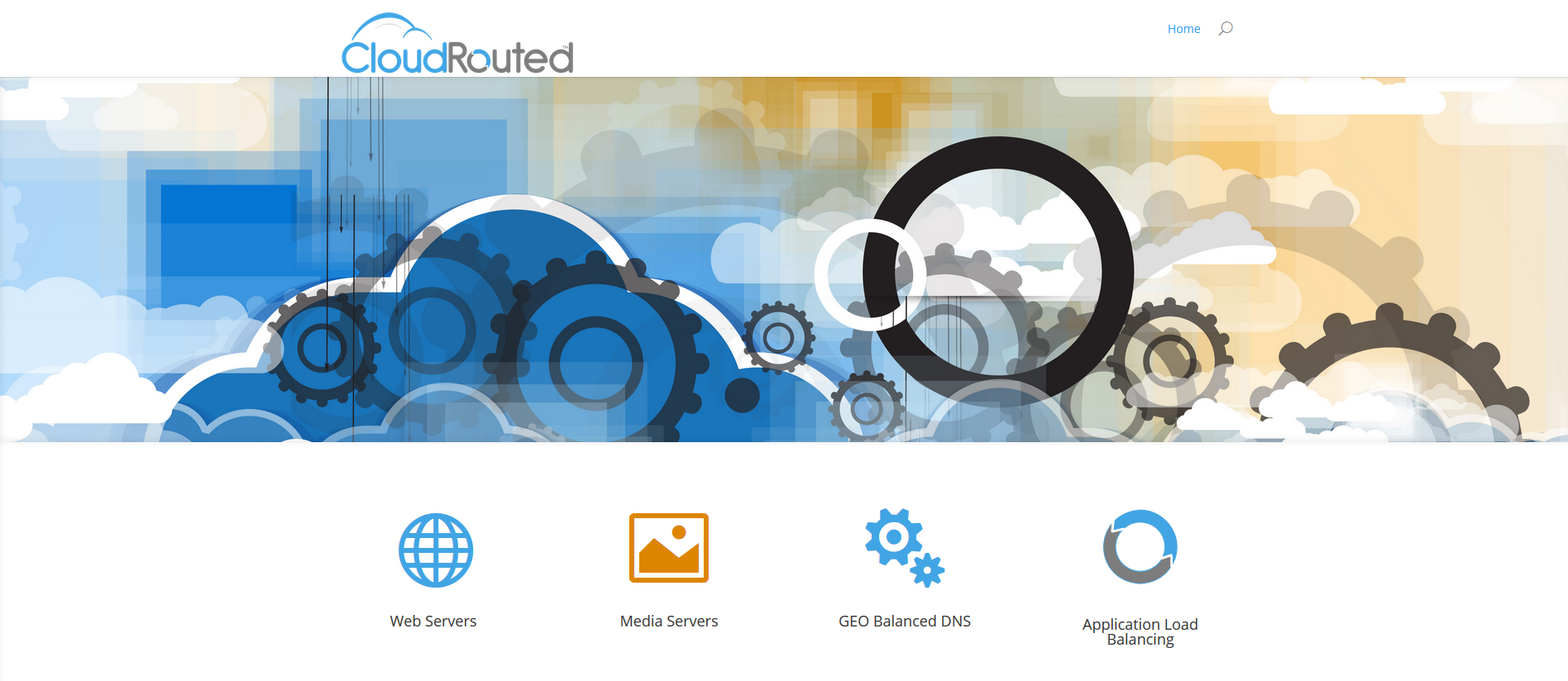 Cloud Routed Design