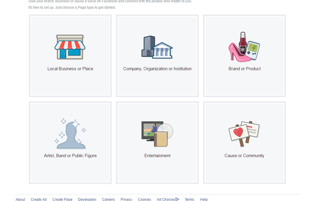 Difference between Facebook Pages and Groups?