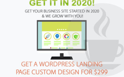 Special 2020 Business Web Site